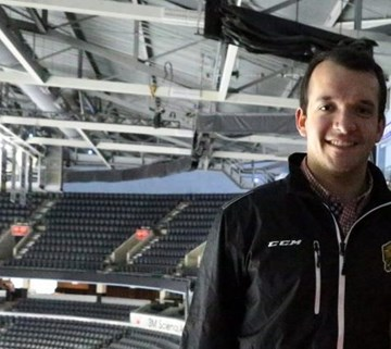 London Knights assistant GM heading off to business school