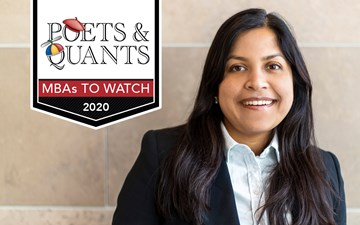 2020 MBAs To Watch: Navita Singh