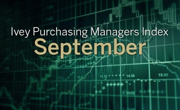 Ivey PMI release for September