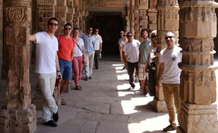 Inside the Ivey MSc India Trip