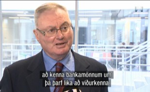 Professor Murray Bryant explains what went wrong with Iceland's banking system