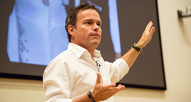Face-to-Face With the Real World