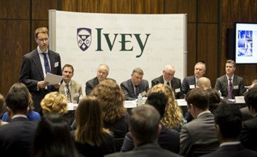 Guy Holburn|New Ivey Energy Consortium tackles the challenges facing Canada's energy sector