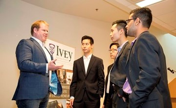 Ivey's New Venture Project launches students into entrepreneurial careers
