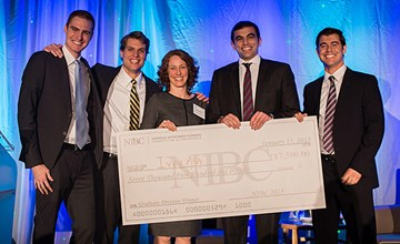 Ivey wins NIBC case competition