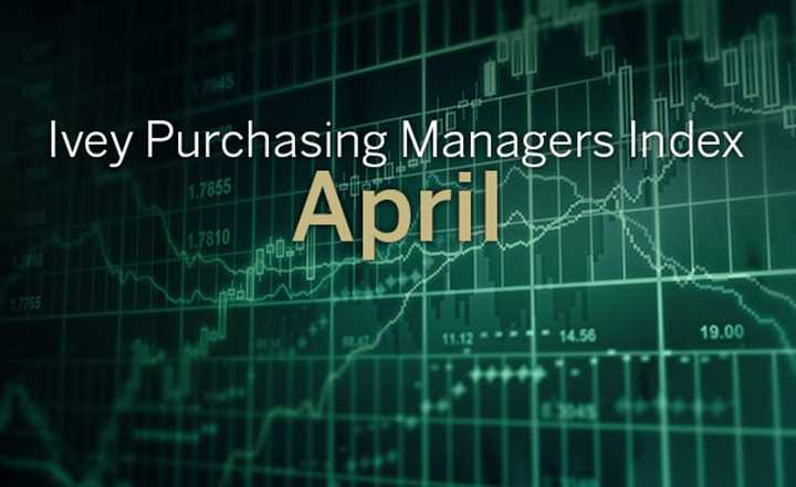 Ivey PMI for April