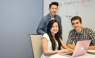 The Top Ad experience: HBA students reflect on Canadian case competition