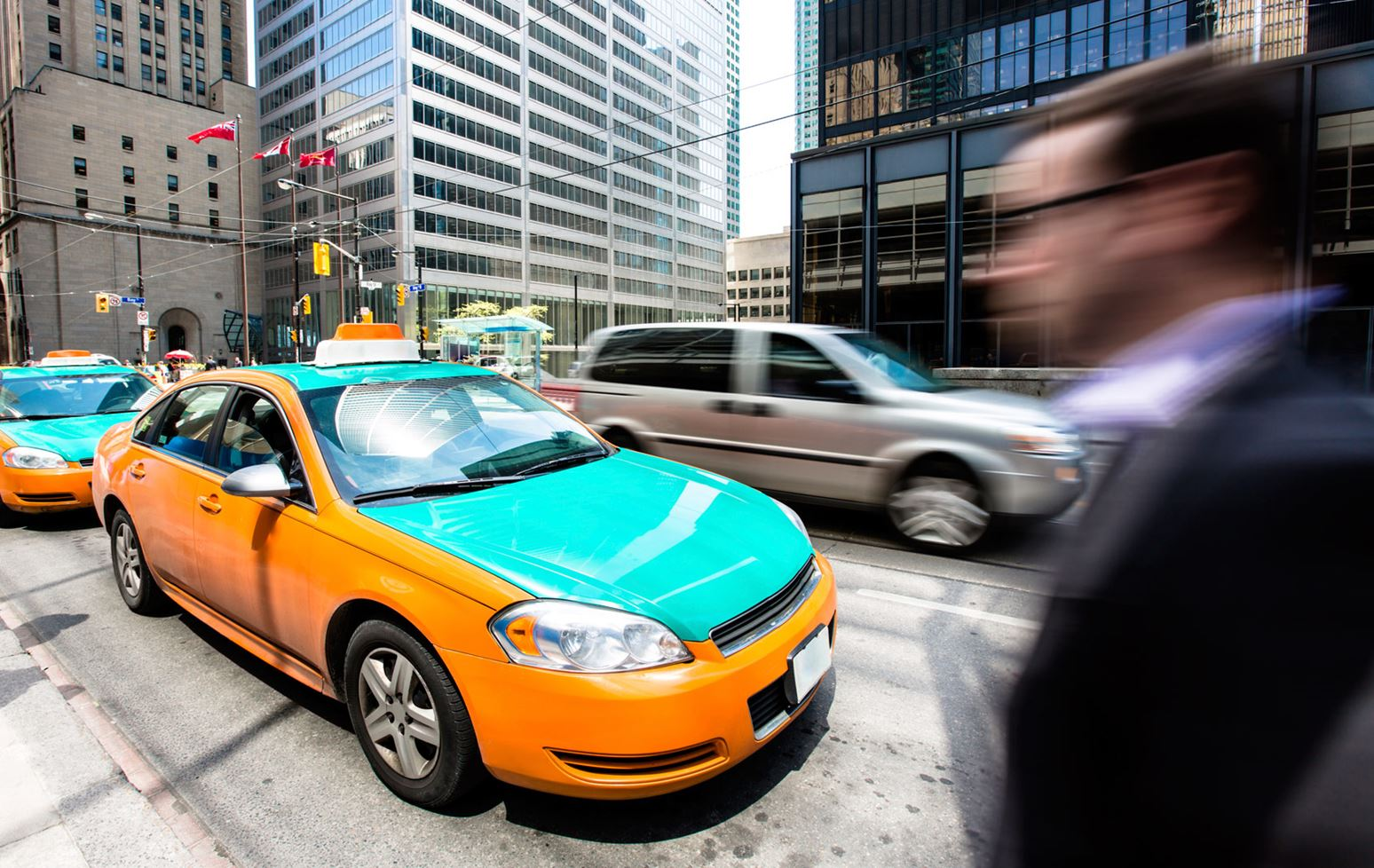 JP Vergne | Huge challenge to regulate Uber and taxis together