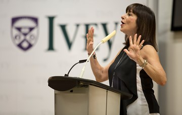 HBA Candour Conference | Three lessons on character from Jeanne Beker