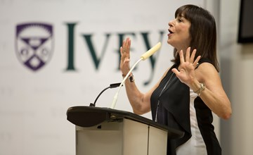 HBA Candour Conference | Three lessons on character from Jeanne Beker (1)