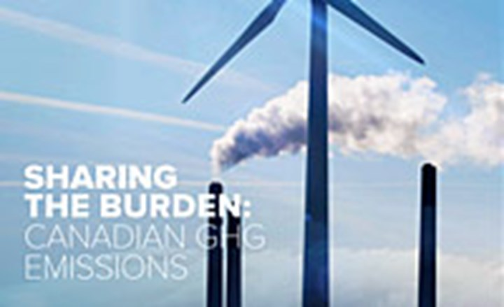 Sharing the Burden: Canadian GHG Emissions