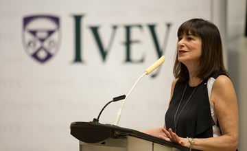 Leadership lessons from Jeanne Beker
