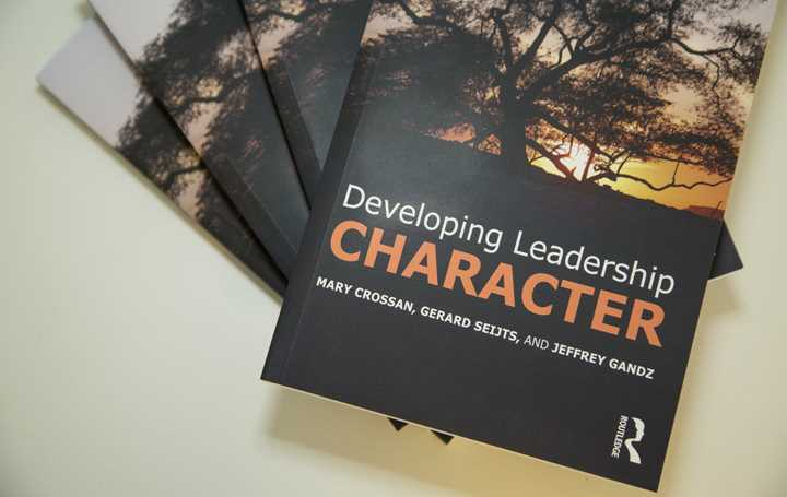Developing Leadership Character Idea Forum