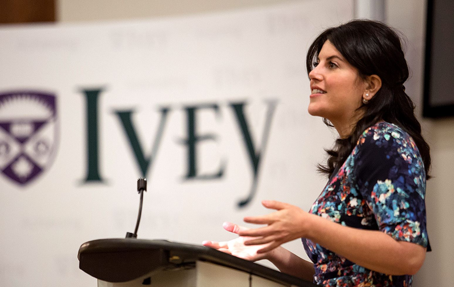 Monica Lewinsky and the online revolution