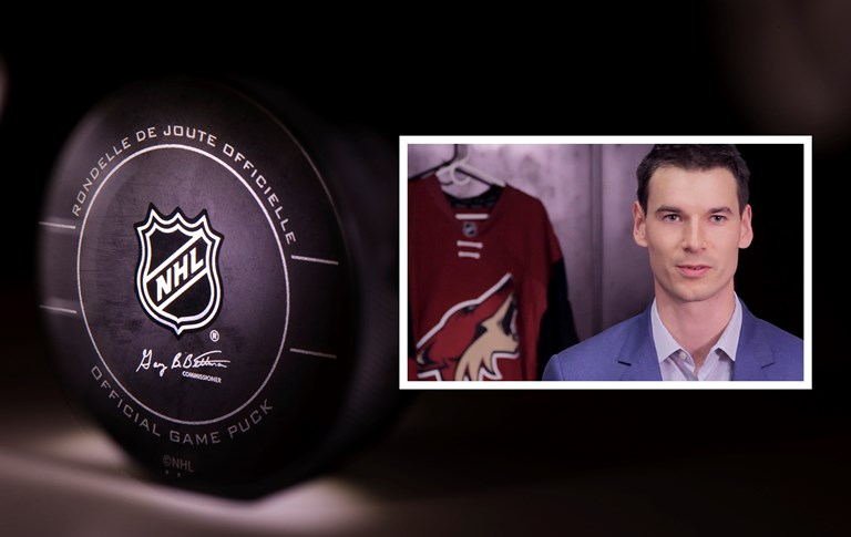 How John Chayka became the NHL's Mark Zuckerberg