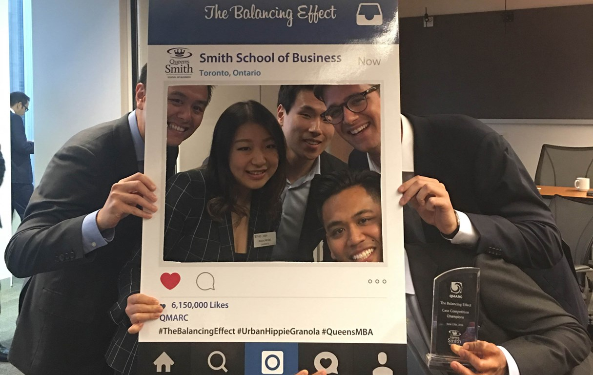 Ivey MBA team wins Smith School of Business case competition