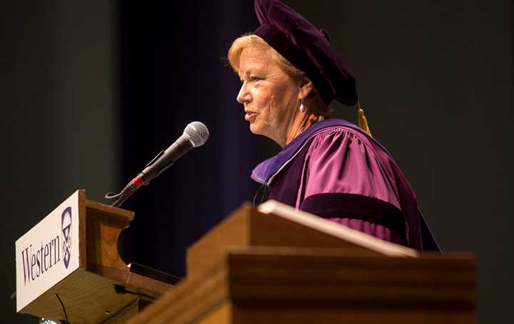 Courage, values, success: Ivey leaders receive honorary degrees
