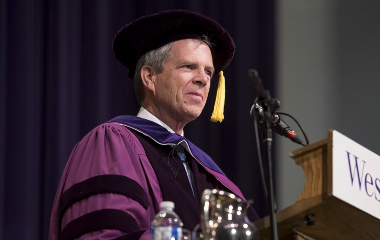 Jon Love, HBA '76 | Adherence to values the keys to success