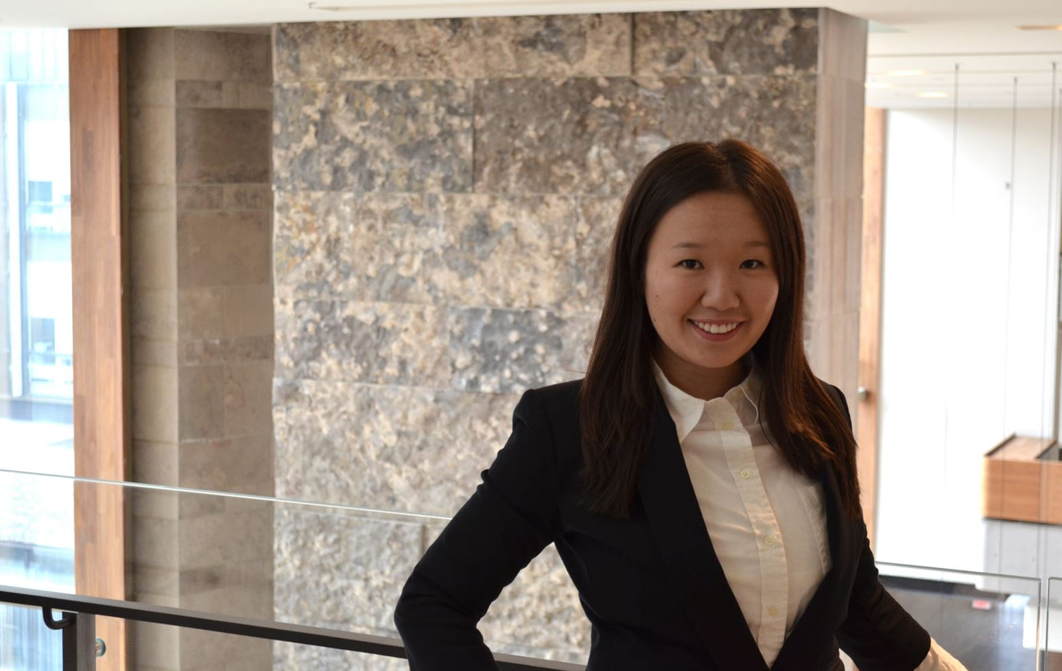 Kathryn Tang, MBA '17 | Lessons from Nick Leeson