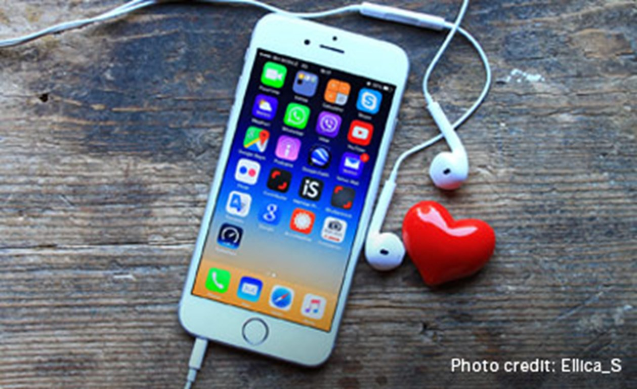Can you be in love with your iPhone?