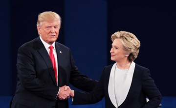 Trump and Clinton fall short on leader character dimensions