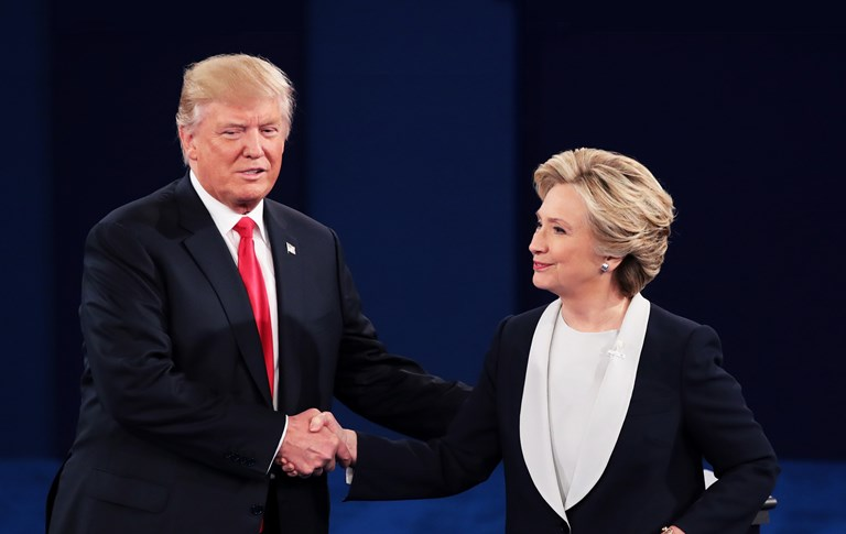 Survey finds Trump and Clinton fall short on leadership character dimensions that matter the most to Americans