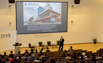 MBA students reflect on Ivey Think Big Forum