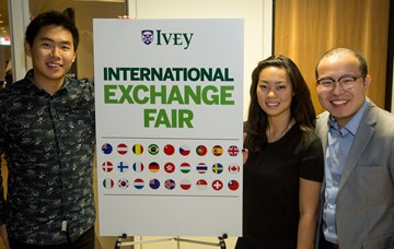HBA students explore international opportunities