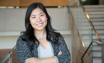 Victoria Lin's fight for gender equality leads to a scholarship