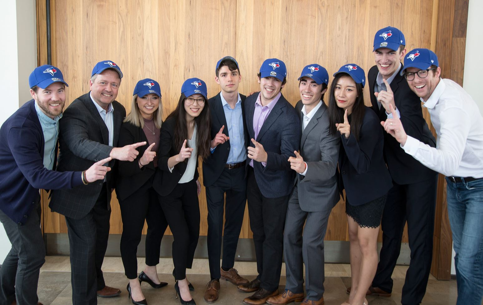 Re-imagining the Jays' fan experience at the Deloitte Innovation Forum