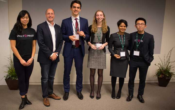 An inside look at the Hult Prize Competition