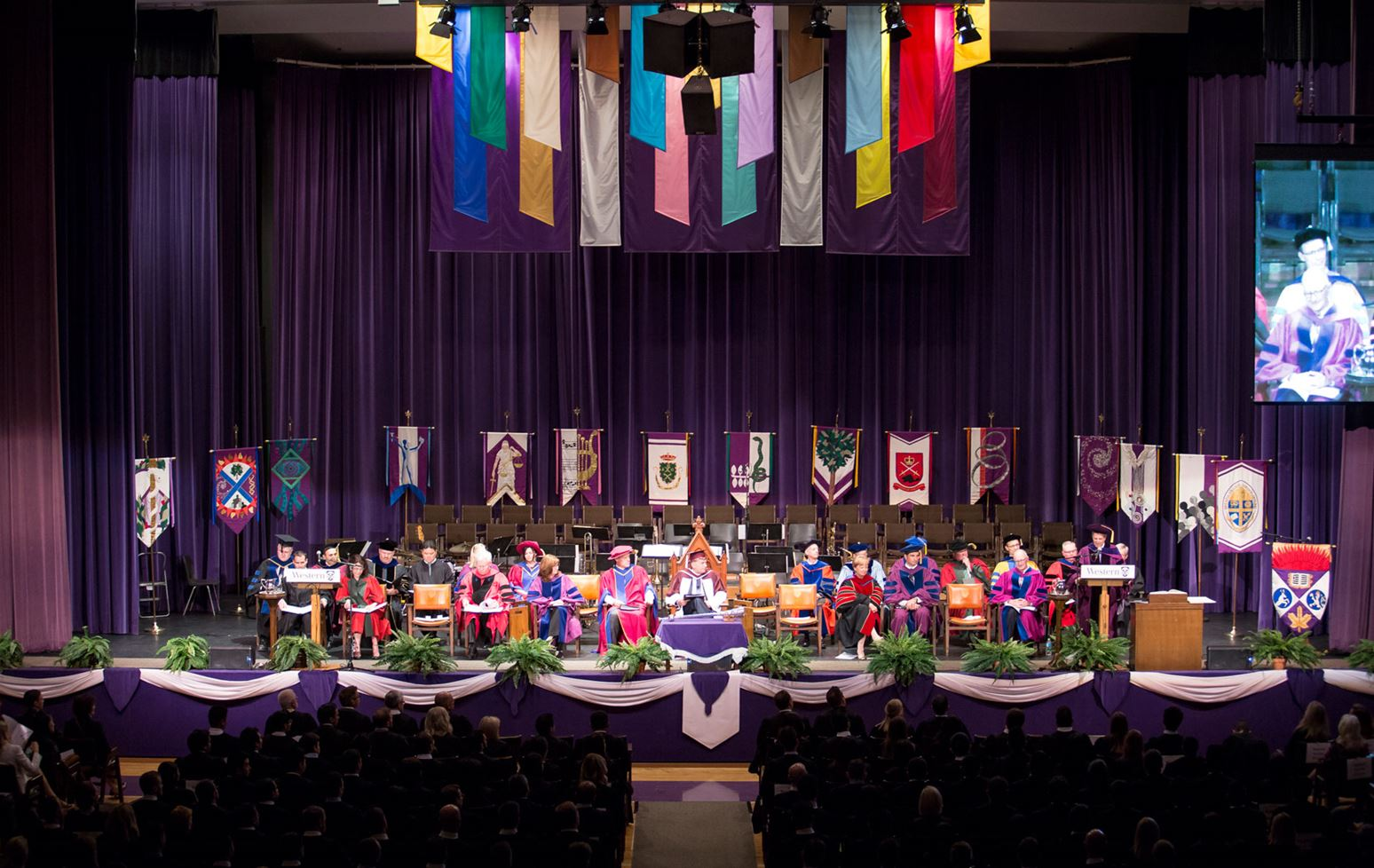 Convocation for the HBA Class of 2017 - Livestream link