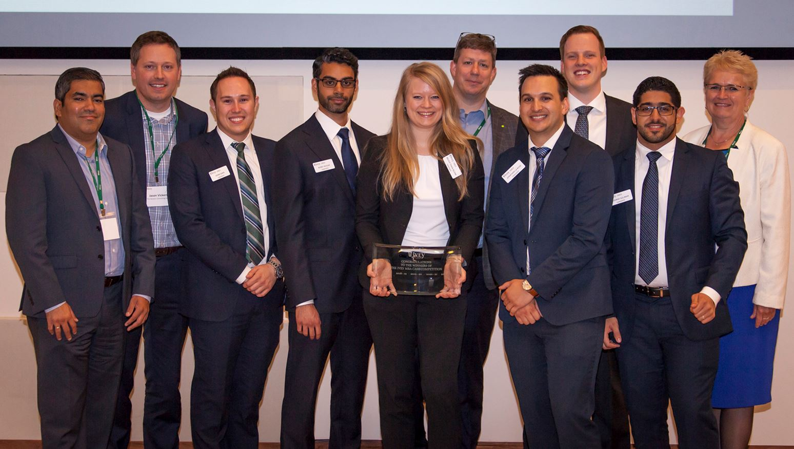 Case competition connects students with industry challenges