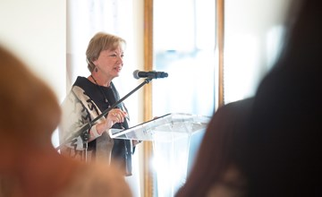 Former dean Carol Stephenson, O.C., shares advice with the Women of Ivey Network