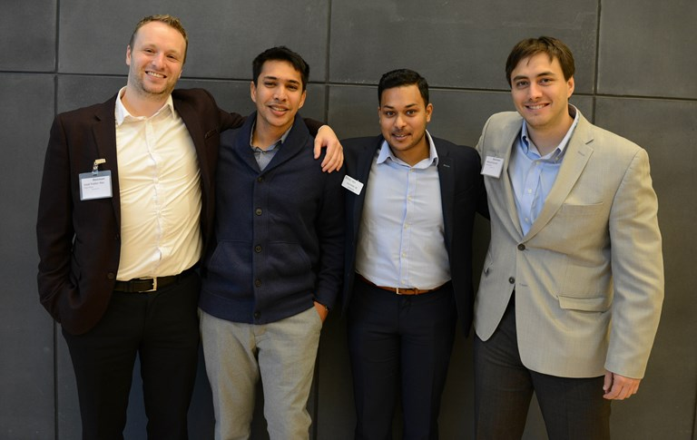 Ivey MBA team wins Rotman case competition