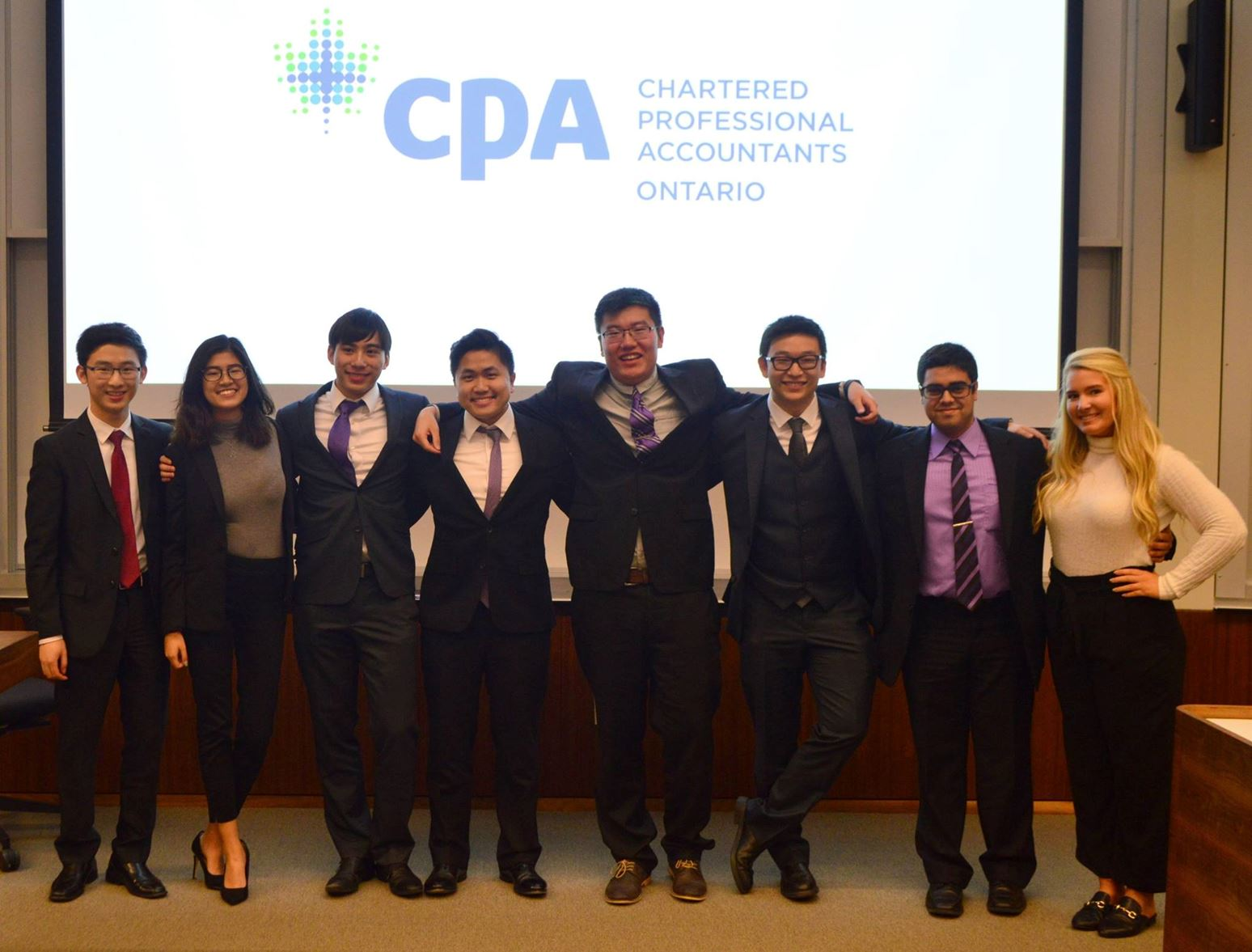 Ivey Health work study student places second in CPA Case Competition