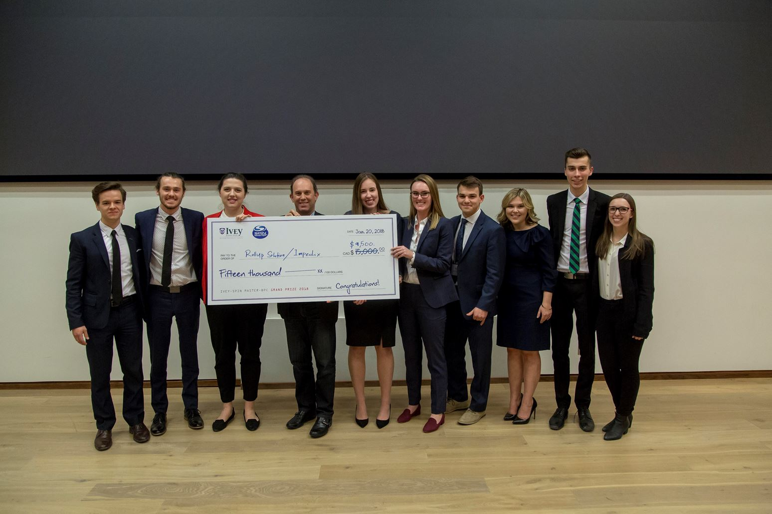 2018 Spin Master - Ivey HBA Business Plan Competition