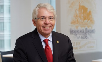 Dean Connor named Ivey Business Leader of the Year