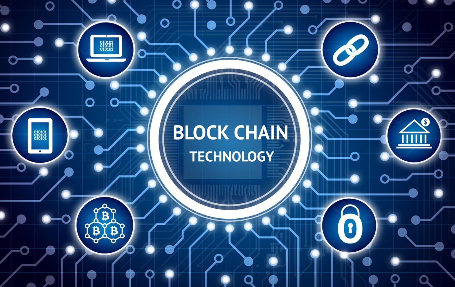 The many uses of blockchain technology