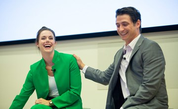 "Tessa Virtue and Scott Moir: ""The perfect partnership"""