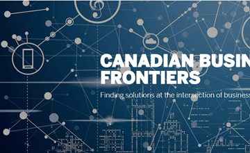 Canadian Business Frontiers