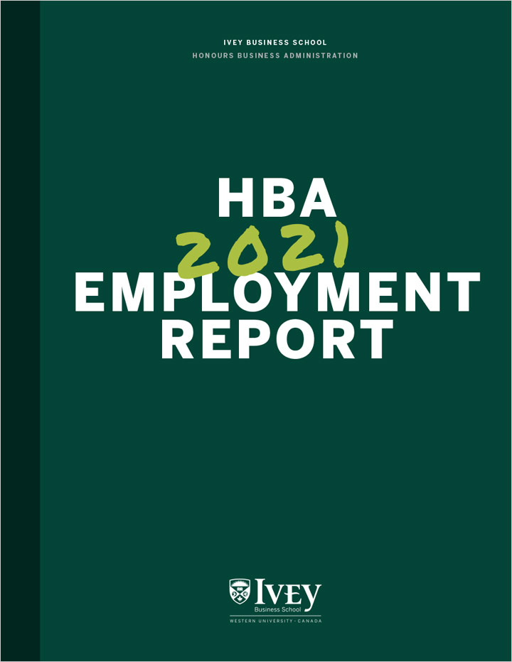 Full Time and Summer Employment Report