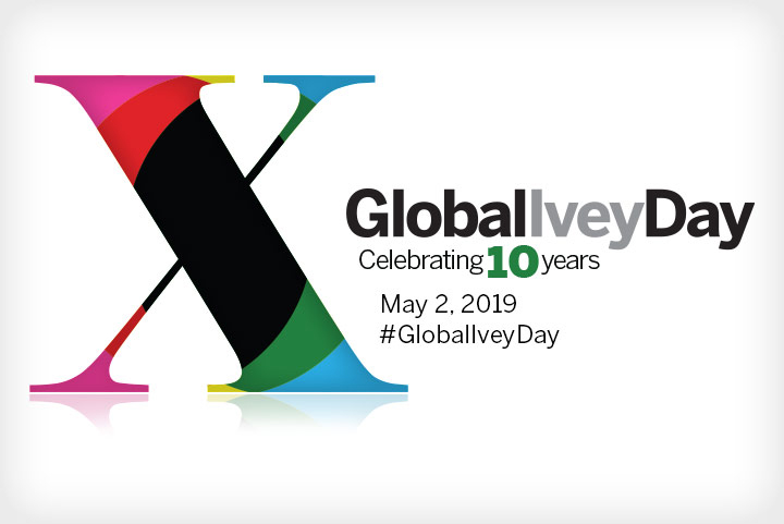 Global Ivey Day