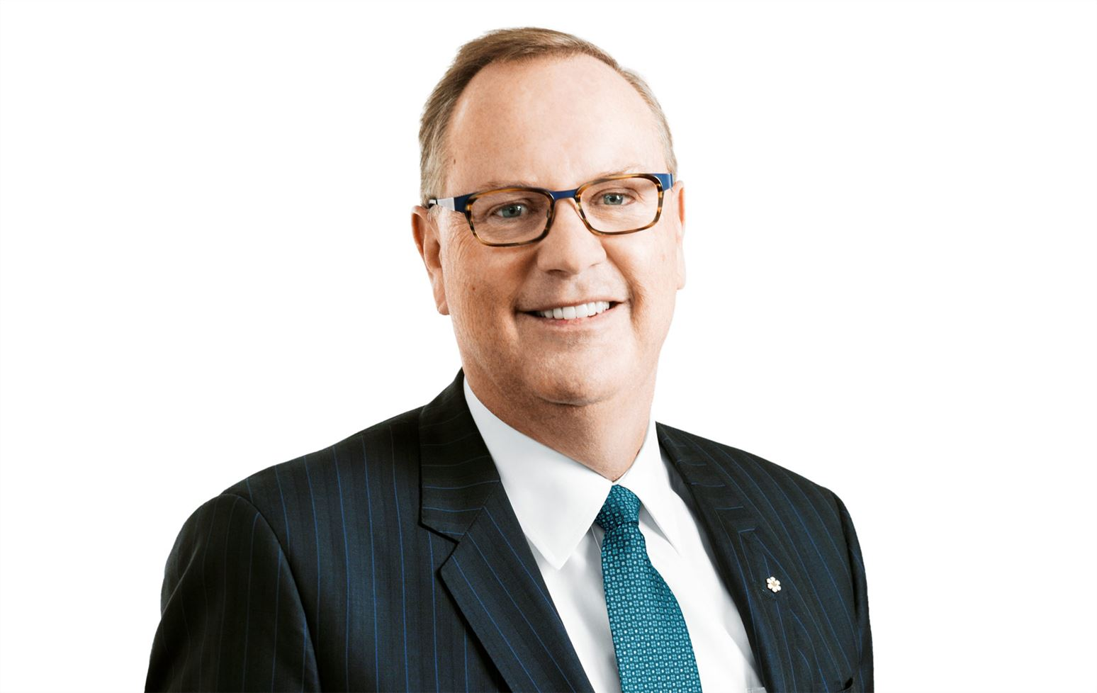 #BellLetsTalk: Q&A with George Cope, HBA '84