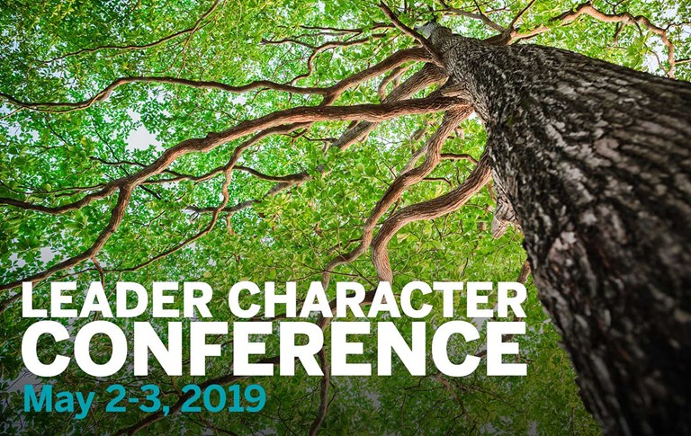 Leader Character Conference