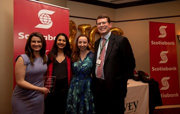 The 30th annual Scotiabank International Case Competition