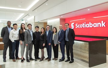 Scotiabank and Ivey team up for a real-time case competition