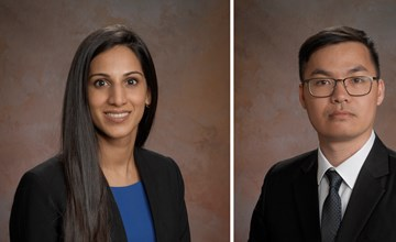 Two MBA '19s named Poets and Quants Best and Brightest