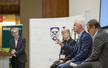 MBA Leadership Day inspires students to lead with character
