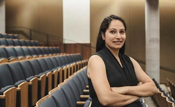 Guneet Nagpal | Get to know Ivey faculty
